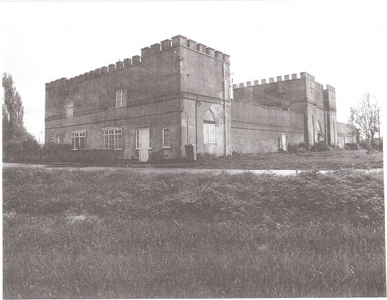 Rufford Park Lodge April 1993
