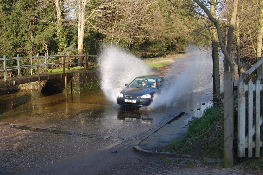Ford in Wellow Road