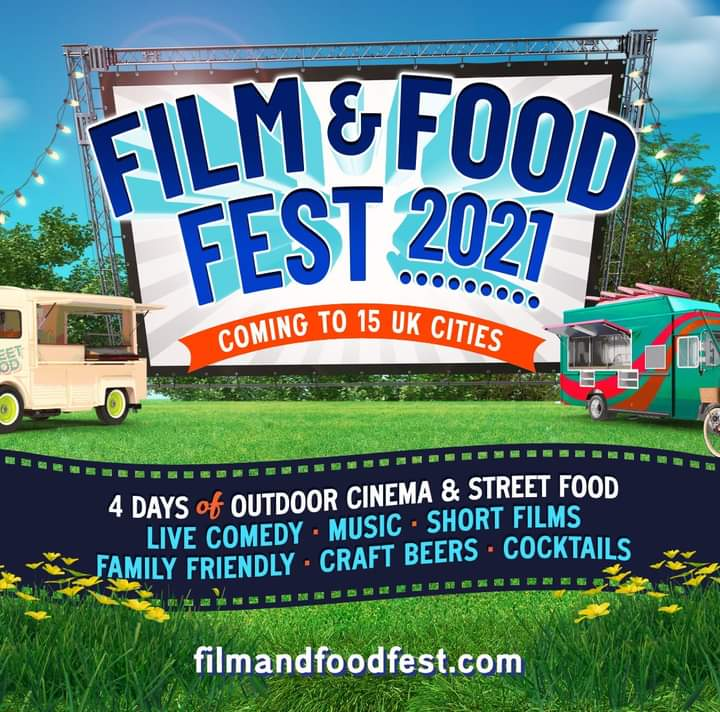 Film And Food Fest Nottingham July 2021