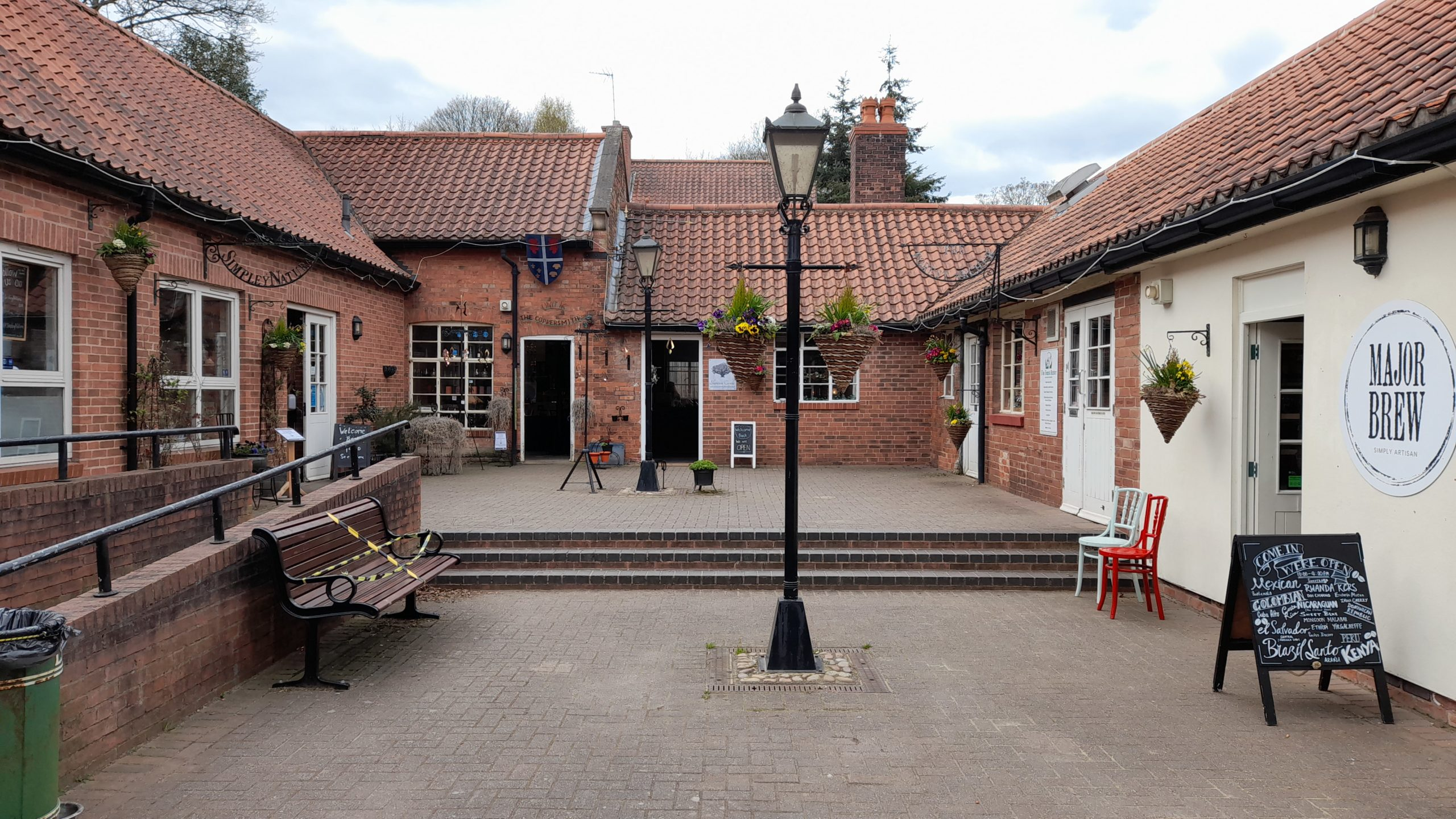 Sherwood Forest Art And Craft Centre