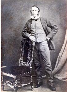 Frederick Brock Gamekeeper