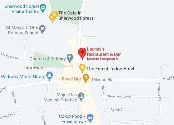 Launay's Restaurant And Bar Google Map