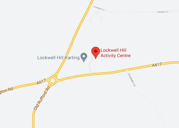 Lockwell Hill Google Map